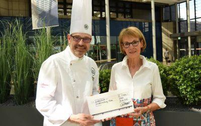 1.000 Euro für die Kinderstiftung Essen
